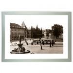 """Zdjęcie """"Plac Fryderyka Wilhelma w Elblągu""""   w ramie alum. 30x20mm"""