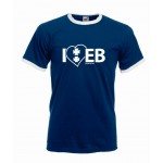 Koszulka granatowa I'love EB